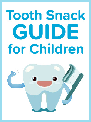 Tooth Snack Guide - Arctic Dental