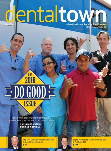 Dentaltown - May 2016